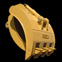 Used Heavy Construction Equipment Attachments including