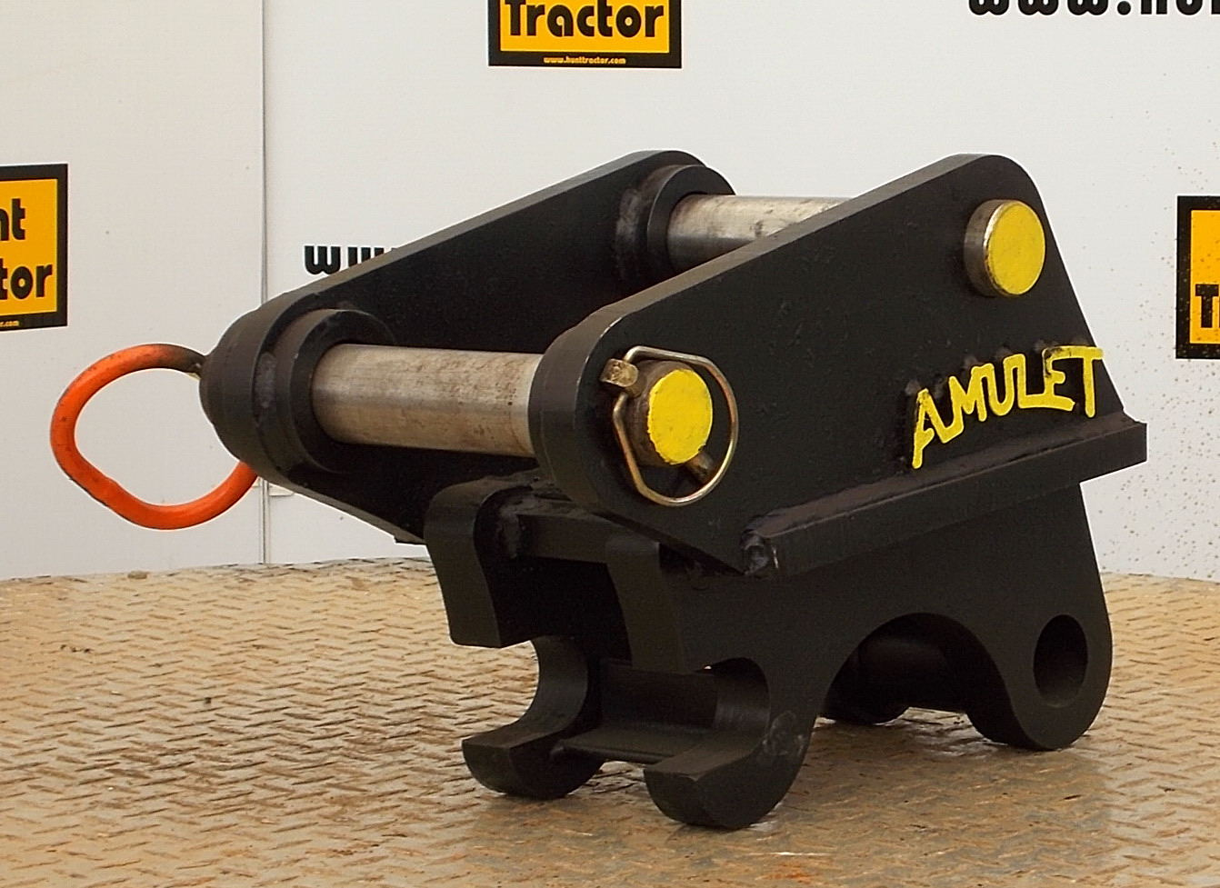 Kubota Tractor Quick Couplers : New kubota kx manual pin grabber quick change for sale