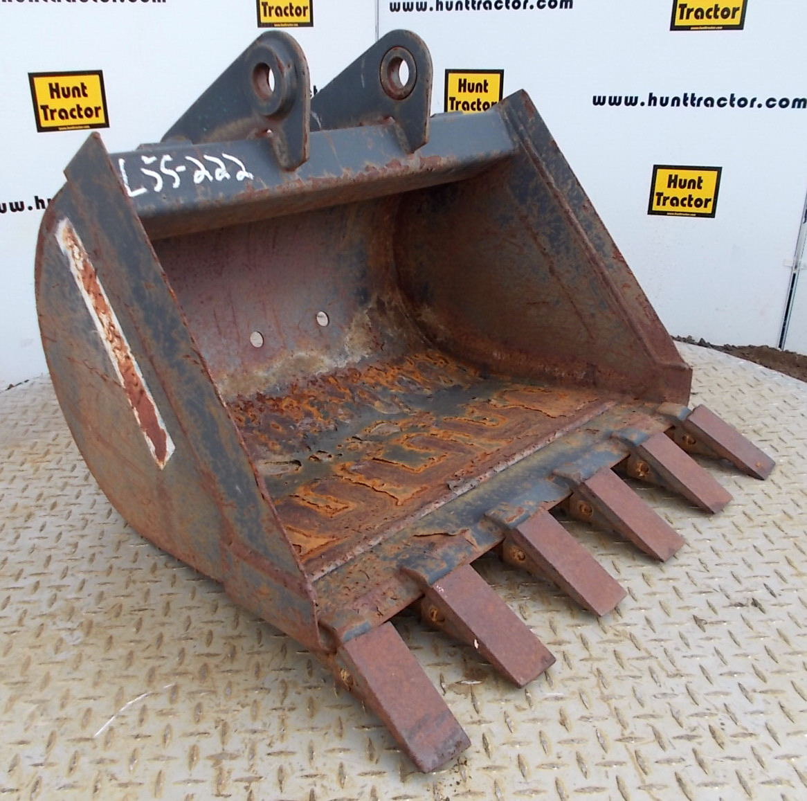Used 30 Quot Bobcat 811 Pin On Backhoe Bucket For Sale