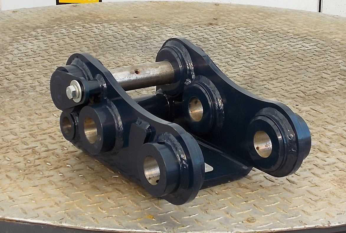 Kubota Tractor Quick Couplers : Hunt tractor new kx manual wedge quick change for sale