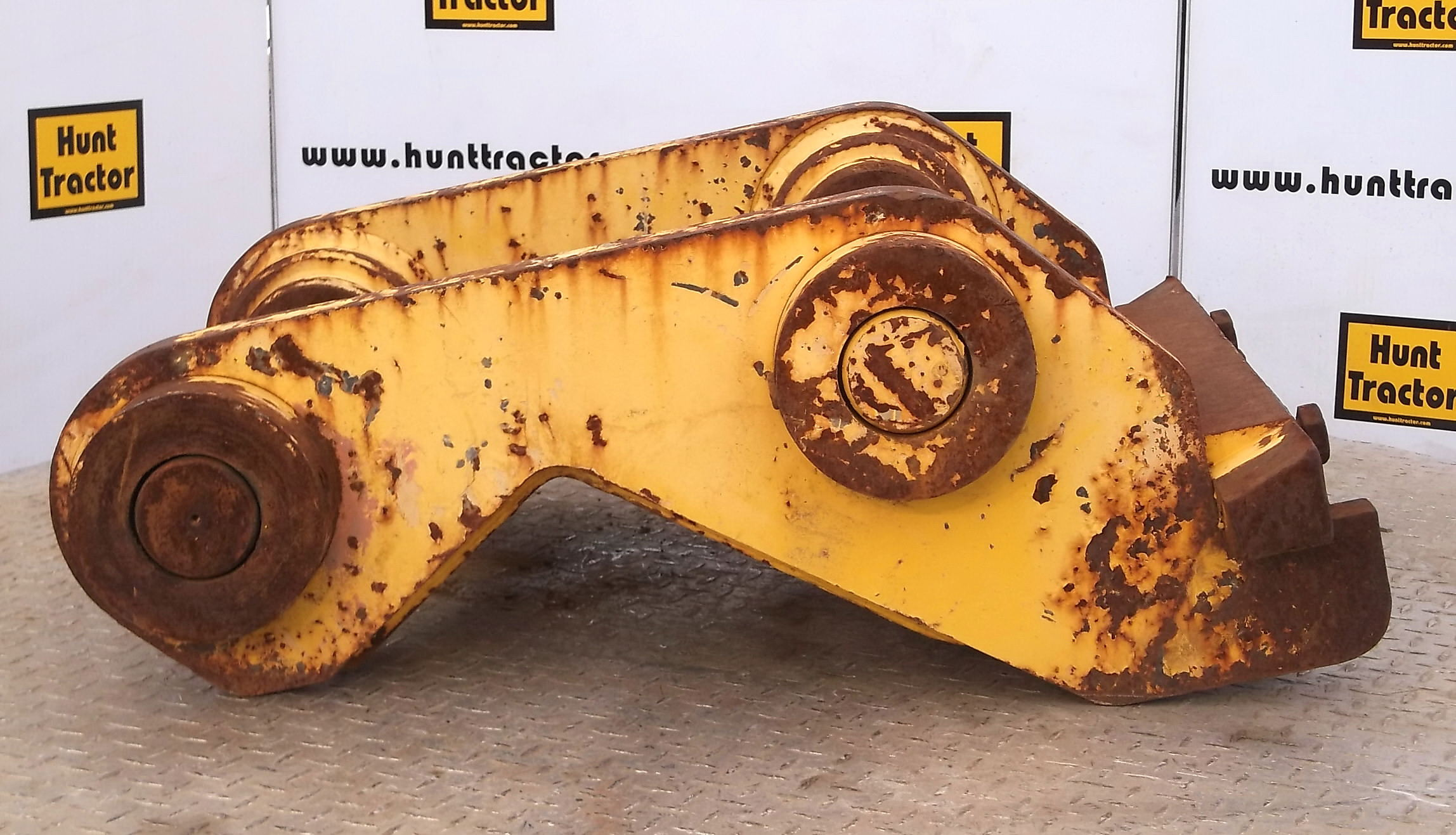 Used Volvo EC210 Manual Wedge Quick Change For Sale on