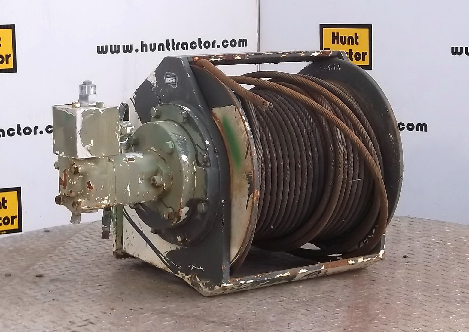 used hydraulic winch for sale. Black Bedroom Furniture Sets. Home Design Ideas