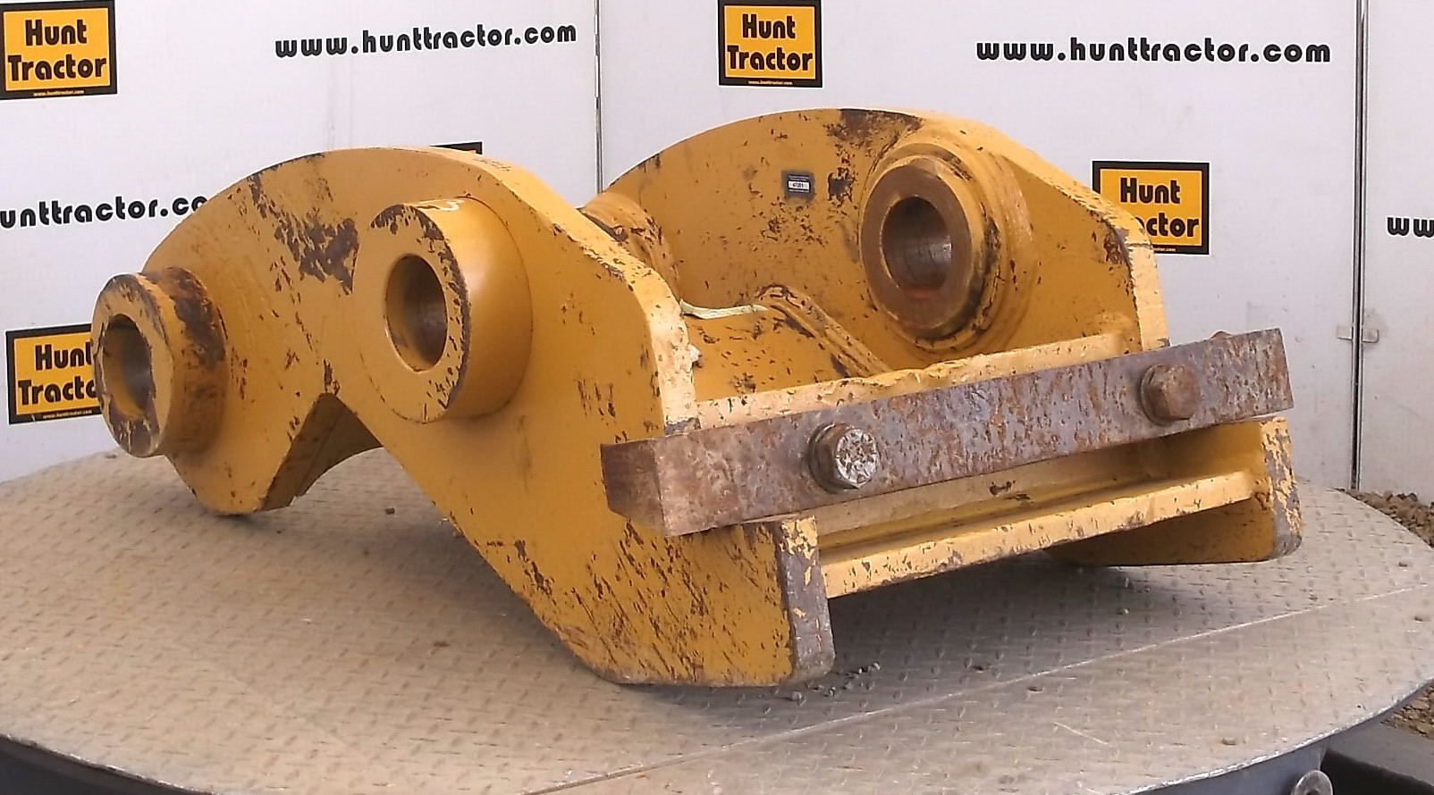 Used Caterpillar 349E TB Linkage Manual Wedge Quick Change For Sale