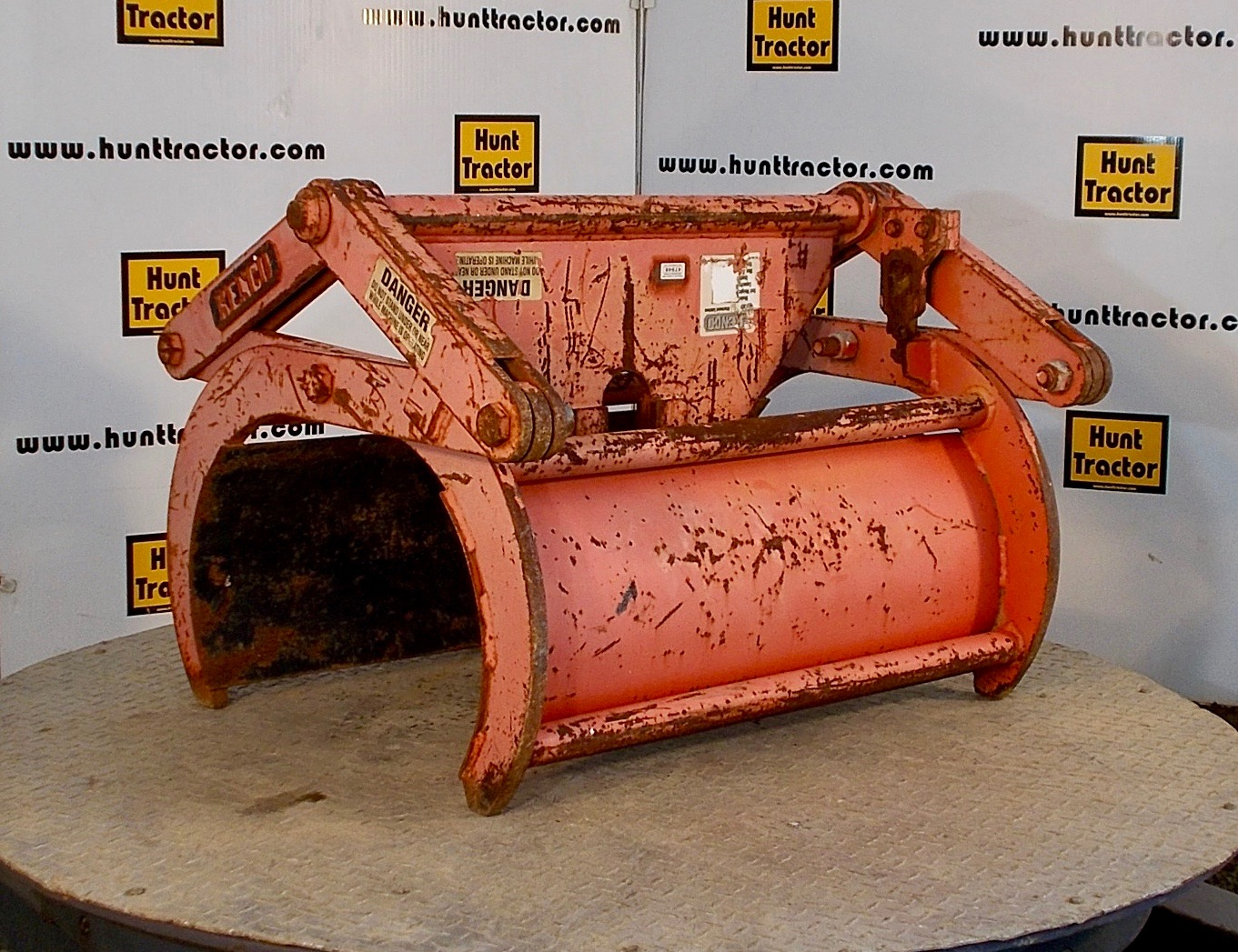 Used Pipe / Pole Grapple For Sale