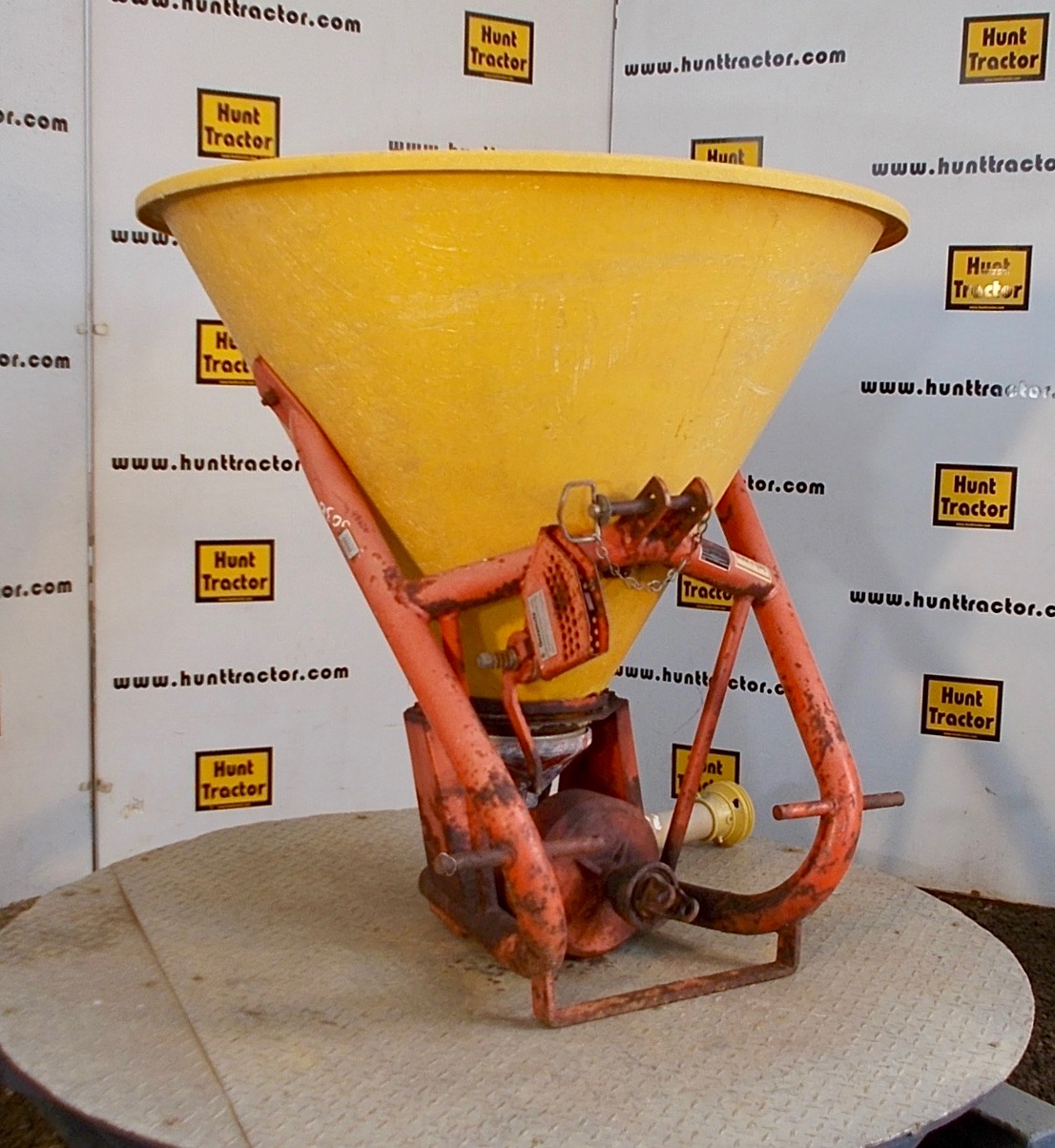 Tractor Seed Spreader Parts : Used seed spreader for sale