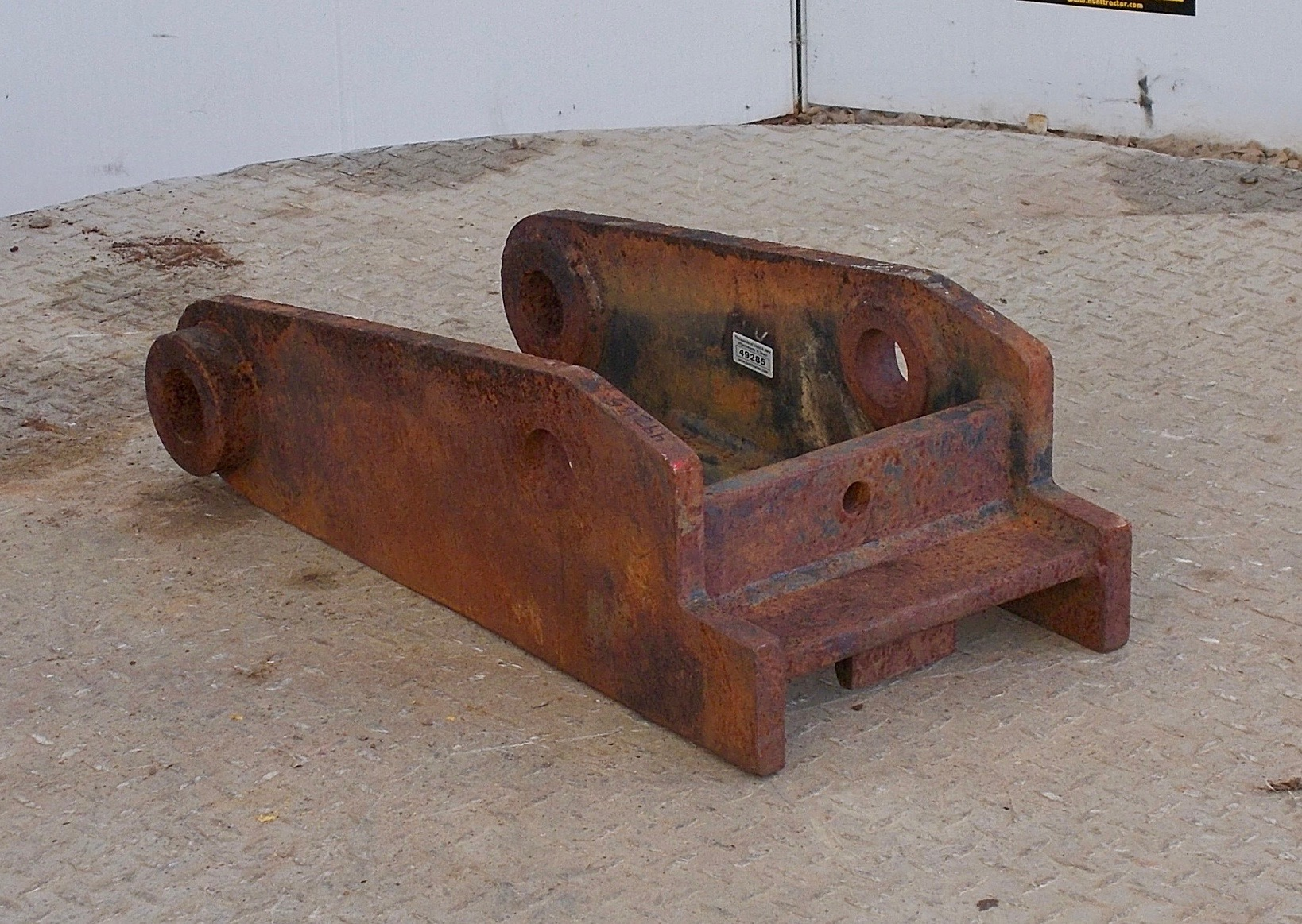 Used New Holland Lb75 Manual Wedge Quick Change For Sale